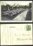 Dresden sw-AK III. int. Gartenbauausstellung (d1310)