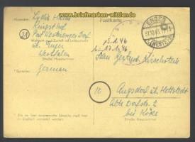 Bi-Zone GSK P 672 Behelfsausgabe Enger 31.12.194(17285)