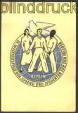 DDR Mi # 289/92 amtl. Faltkarte III. Weltspiele (15673)