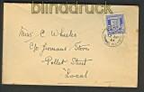 dt. Besetz. Kanalinsel Guernsey Mi # 3 FDC !!!! (21088)