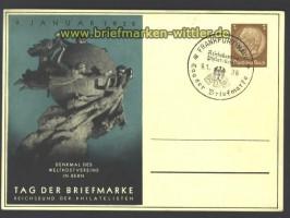 dt Reich Privat GSK Frech PP 122 C 75/01 geste (14409)