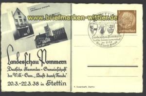 dt Reich Privat GSK Frech PP 122 C 81/02 geste (14411)