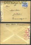 dt. Reich Mi # 742 portogerechte EF Auslands-Zen(15561)