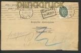 dt. Reich Dienst Mi # 116 EF Dortmund 9.1.1928 (20501)