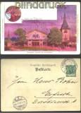 dt. Reich Privat-GSK Frech PP 9 C 100 gestempelt(14360)