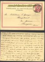 Elsaß GSK Strassburg 23.3.1882  (14011)