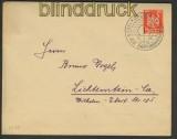 dt. Reich Umschlag Privatbestellung # 94 gestemp(21520)