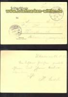 UKAMAS Feldpostkarte Hereroaufstand 1905 (10628)