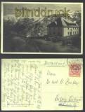 Albergo Passo dello Stelvio sw-AK 1927 (a0514)