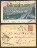 Firenze sw-AK Panorama dal Viale dei Colli 1903 (a0541)