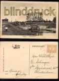 Niederlande sw-AK DIEREN Schutsluizen 1923  (a0053)