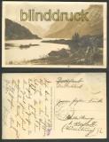 Loen sw-Foto-AK Ves Vasonden 1914 (a0555)