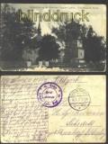 Polen sw-AK Radziwilisk an der Eisenbahn 1917 (a0484)