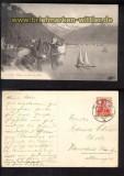 Chillon et la Dent du Midi sw-AK 1912 (ch0062)