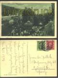 Tschechoslowakei Marienbad sw-AK Kreuzbrunnen (a0412)