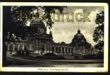 Ungarn sw-AK Budapest Szechenyi-furdö 1930 (a0338)
