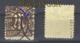 Bi-Zone Mi #   6 VIII gestempelt geprüft Hettler  (16198)