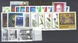 Berlin 1980 kompletter postfrischer Jahrgang ohne C + D Werte (14607)