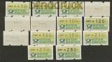 Bund ATM 1981 Mi # 1 Type 1 VS 1 ** (20170)
