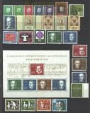 Bund 1959 kompletter postfrischer Jahrgang incl. Block und EZM (11515)