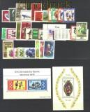 Bund 1976 kompletter postfrischer Jahrgang (14619)