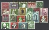 Bund 1956 kompletter postfrischer Jahrgang (15050)