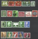 Bund 1958 kompletter postfrischer Jahrgang (15081)