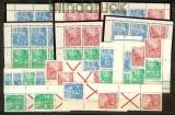 DDR H-Bl. und Zdr. aus MH 1 postfrisch 397,00 Eu(17516)