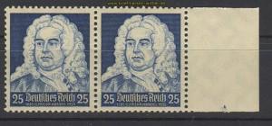dt. Reich Mi # 575 I Komponisten postfrisch (21076)