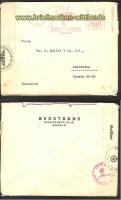 Danzig Auslands-Zensur-Brief 19.2.1940 (3422)