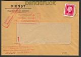 Niederlande Feldpost in Deutschland EF Mi # 976 A (23554)