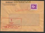 Niederlande Feldpost in Deutschland EF Mi # 978 A (23555)