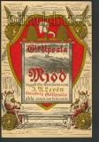 Upsala farb-AK Odinsborg Bienenkorb und Trinkhorn (a0684)