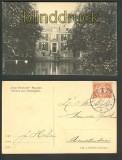 Maarssen sw-AK Huize Vechtoever Rusthuis voor Verpleegsters 1918 (a0691)