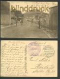 Frankreichfeldzug sw-AK Zensur 14.10.1915  (d3549)