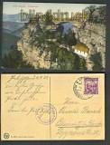 Prebischtor farb-AK Böhm. Schweiz 1928 (d3745)