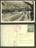 Jeschken sw-Foto-AK Rodelbahn 1940 (d3782)