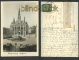 Reichenberg sw-Foto-AK Rathaus 1940 (d3791)