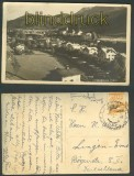 Fieberbrunn sw-Foto-AK Gesamtansicht 1928 (a0714)