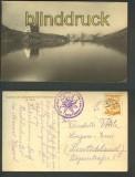 Fieberbrunn sw-Foto-AK Wildsee am Wildseeleder 1927 (a0716)