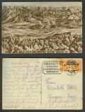Blick über das Inntal gegen Süden sw-AK 1929 (a0719)