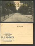 Hamburg Bahrenfeld sw-AK Theodorstrasse ungebraucht (d3807)