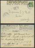 Großbritannien Book Order Bücherzettel 1913 (23695)