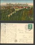 Goldentraum farb-AK Gesamtansicht 1927 (d3900)