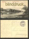 Augustenburg sw-AK Augustenburger Schloss Feldpost 1915 (d4077)