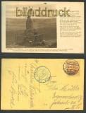 Saarburg sw-AK Kreuz von Saarburg 1916 Zensur (d4080)