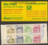 Berlin Markenheftchen Mi # 12 cb postfrisch (24051)