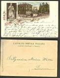 Firenze farb-Litho-AK Ricordo di Frienze ca. 1900 (a0762)