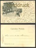 Firenze sw-AK Lung` Arno Corsini 1899  (a0764)