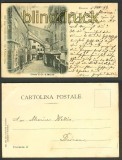 Firenze sw-AK Chiesa di Or. S. Michele 1899  (a0773)